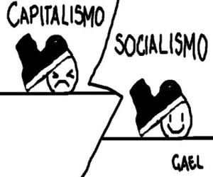 el capitalismo o el socialismo?