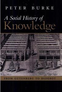 História Social do Conhecimento